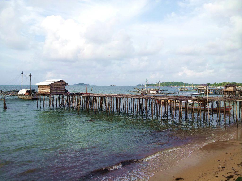 Fishery Village Belitung Island