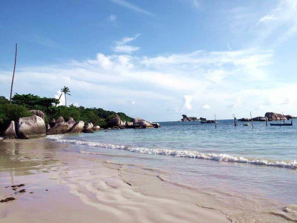 Tanjung Kelayang Beach Belitung
