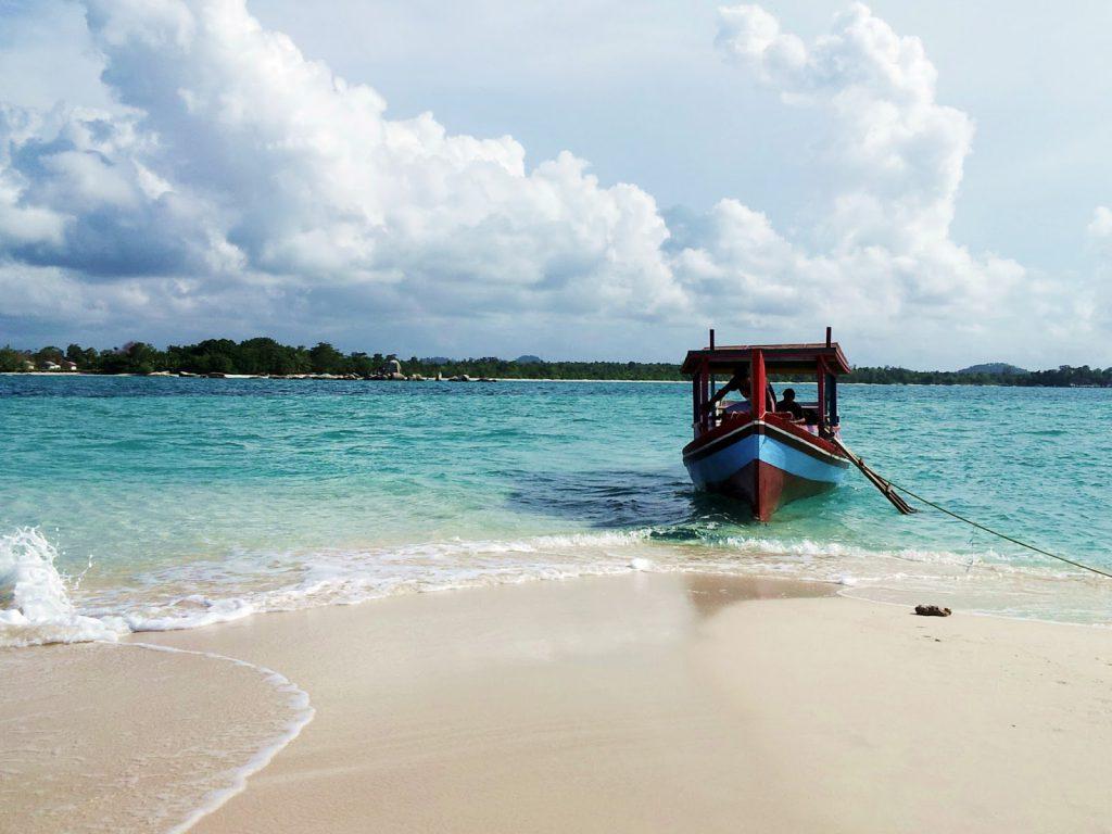 Sand Island Belitung