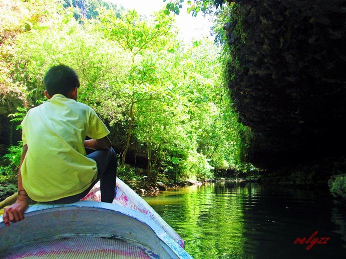 River at Rammang Rammang