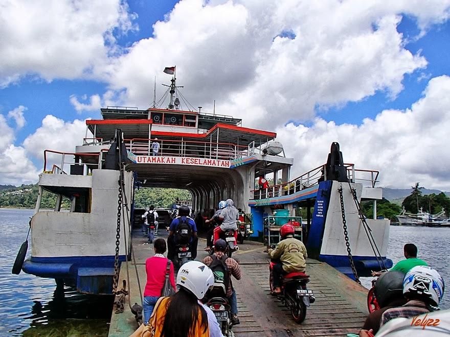 ferry ambon