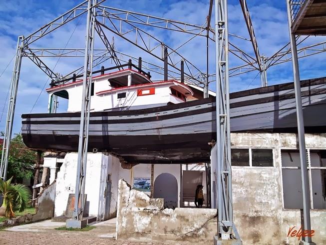 Lampulo Ship things to do banda aceh