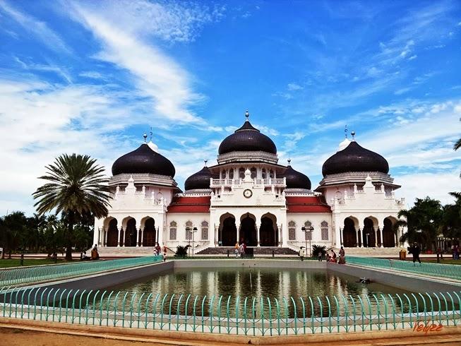 Baiturrahman Grand Mosque things to do in banda aceh