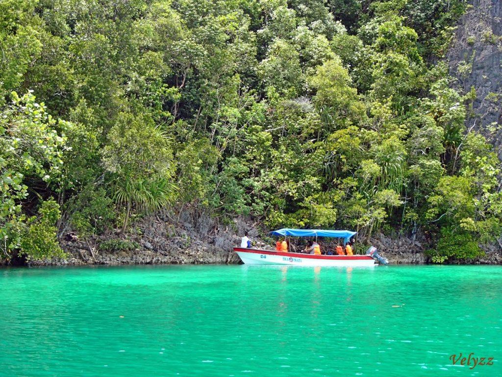Hopping Island Raja Ampat