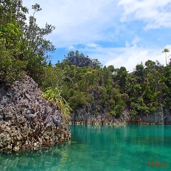 Raja Ampat Lake