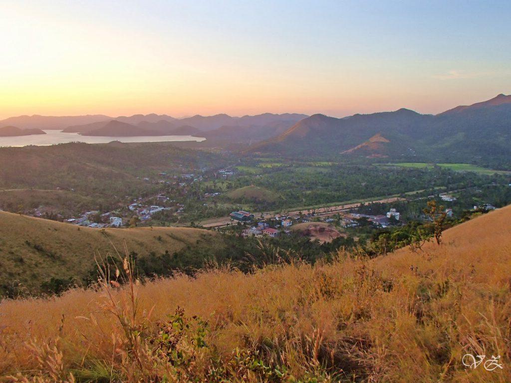 view of Mount Tapyas