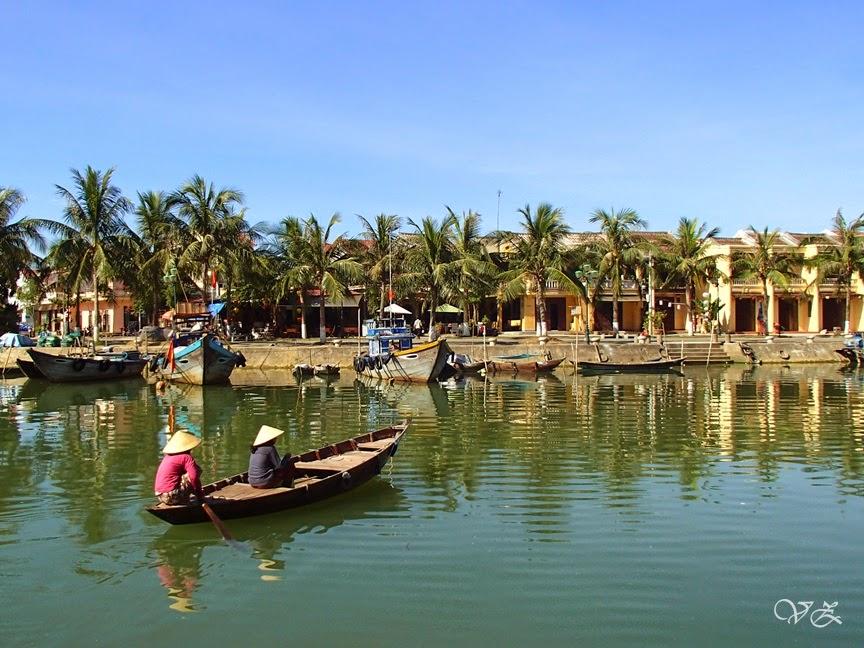 Hoi An from Ho Chi Minh to Hanoi