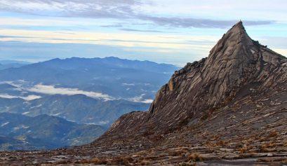Victorias Peak Mount Kinabalu