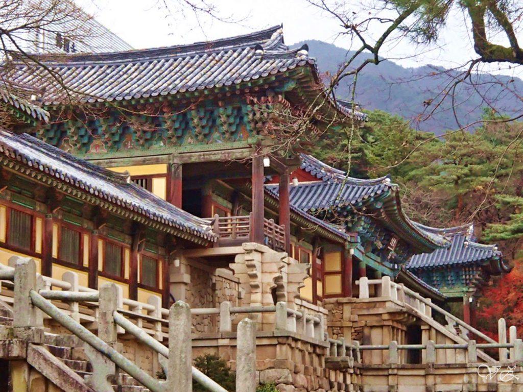 Bulguksa Temple Gyeongju Travel Blog