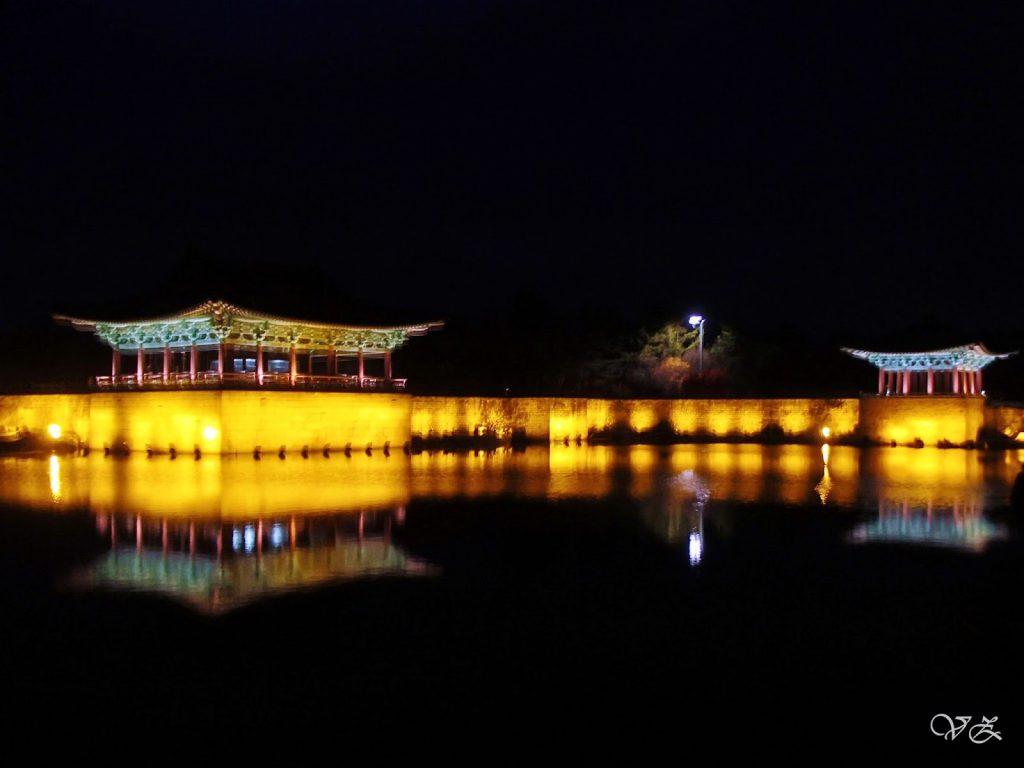 Anapji Pond Gyeongju Travel Blog