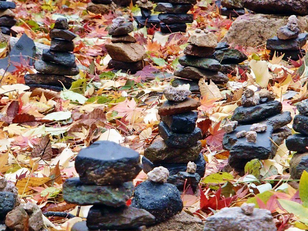 korean stone gyeongju travel blog