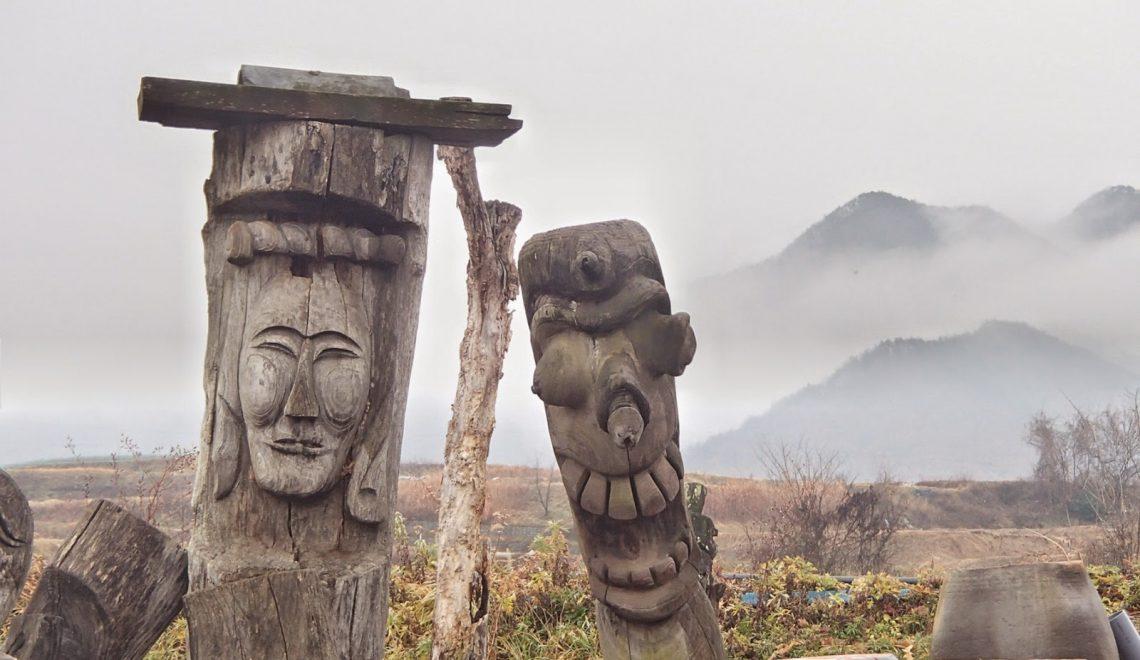 hahoe folk village andong