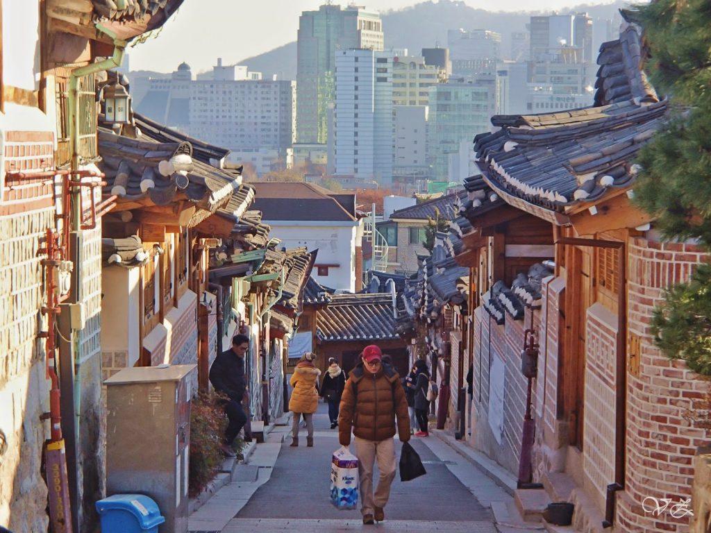 bukchon hanok seoul travel blog