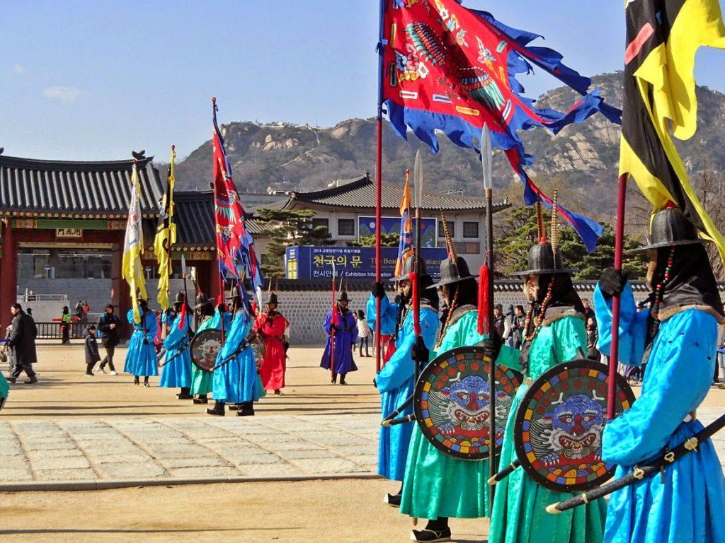 gyeongbokgung palace seoul travel blog