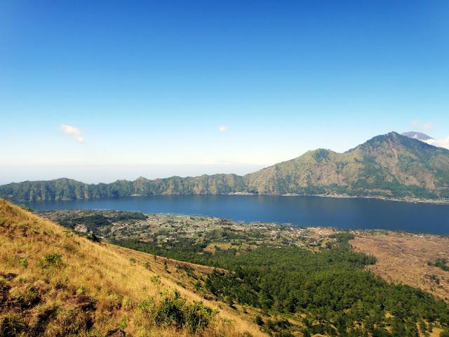 Volcanoes in Indonesia: Mount Batur Bali
