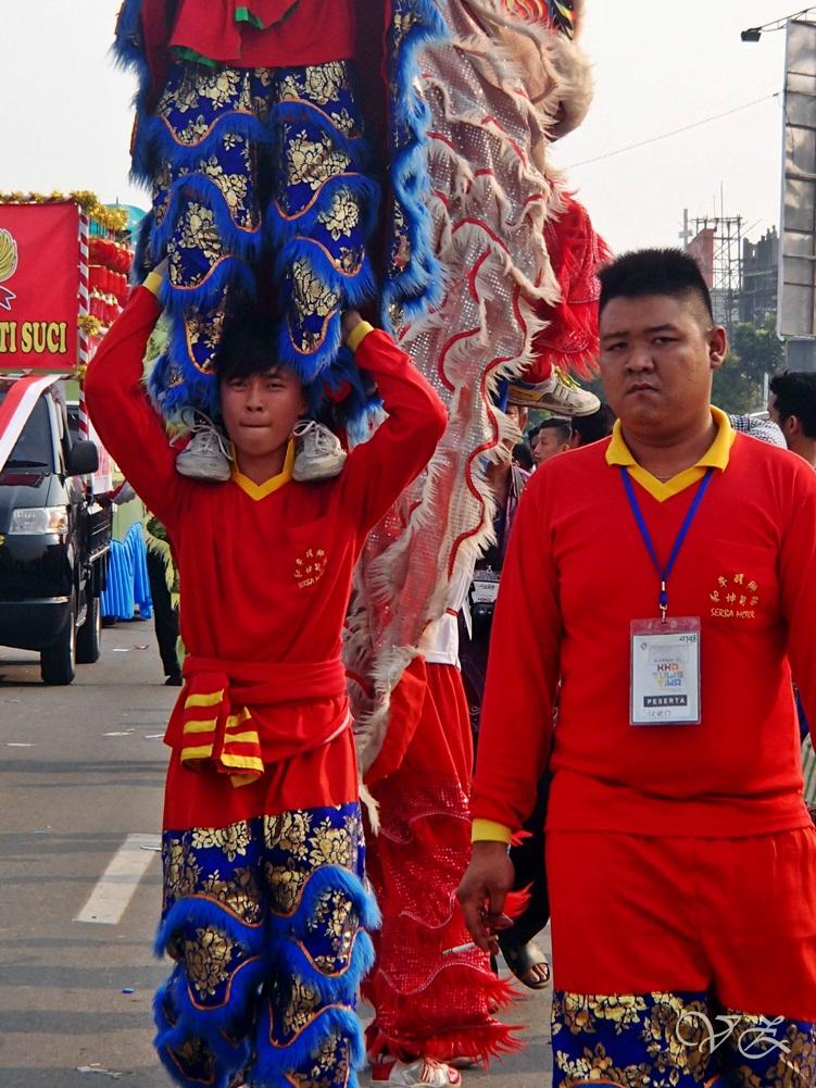 barongsai pontianak equatorial carnaval