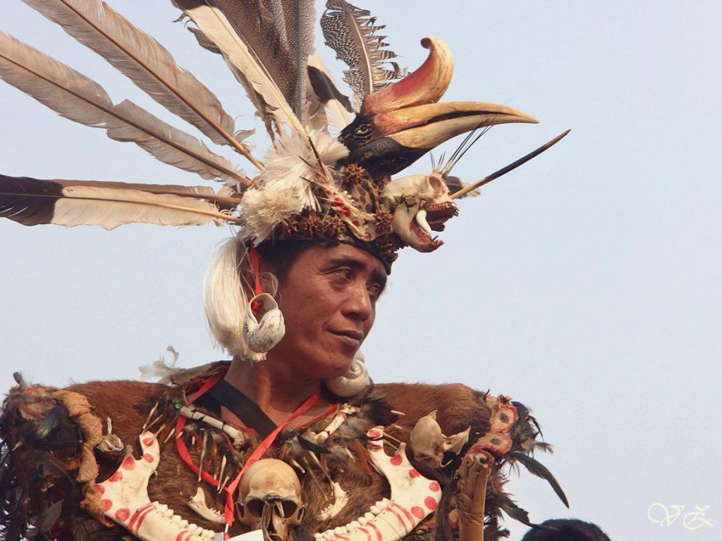 borneo tribe equatorial carnaval