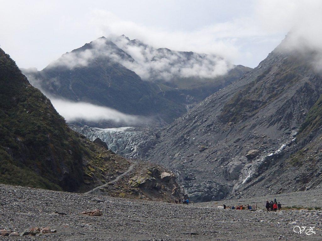 Fox Glacier road trip new zealand south island