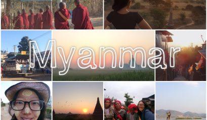 Photo Diary Myanmar