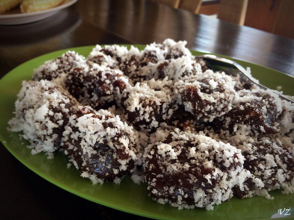 sagu makanan khas sulawesi tengah