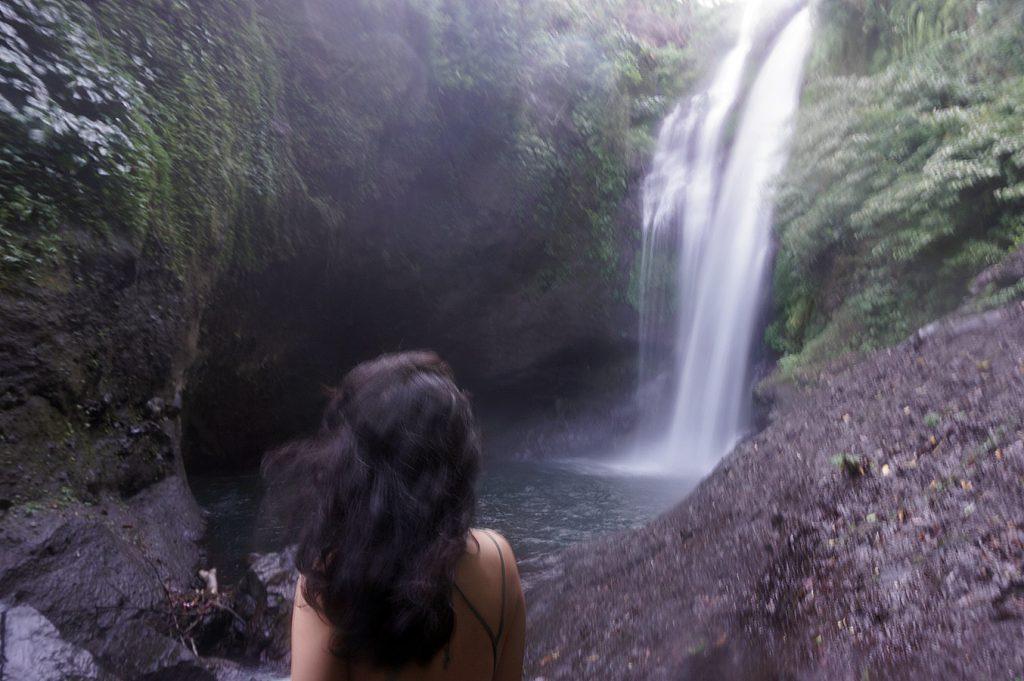 Aling Aling Waterfalls in Bali