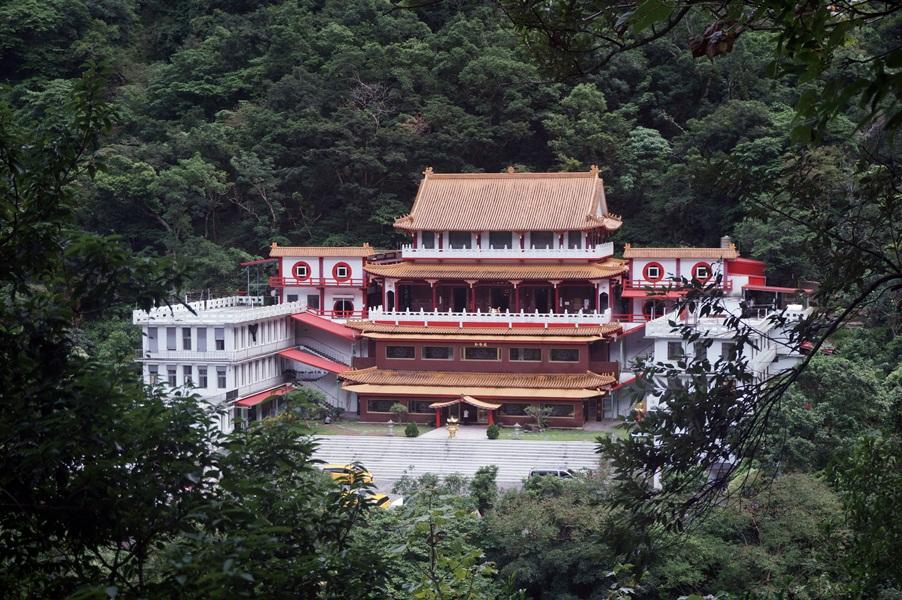 Xiangde Temple Taroko Gorge