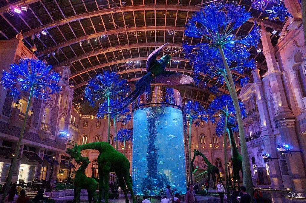 Aquarium MGM Macao