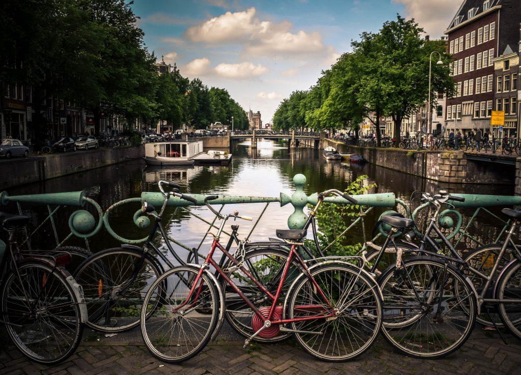 amsterdam most beautiful city