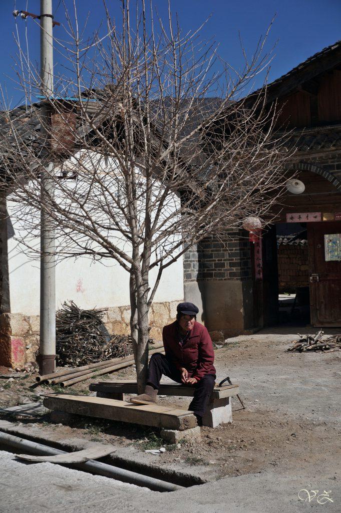 baisha villager