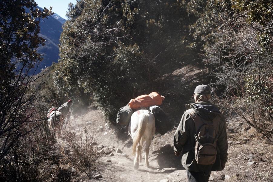 trekking guide mount siguniang