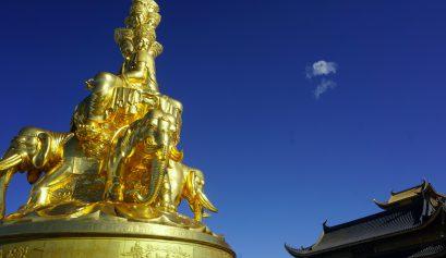 golden summit emeishan