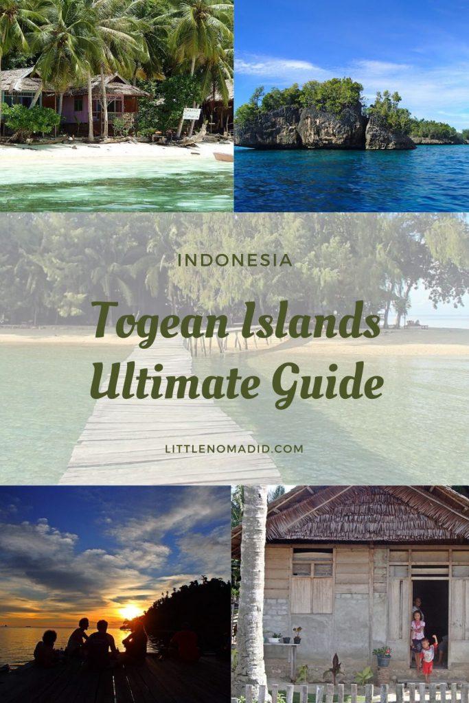 togean islands pinterest